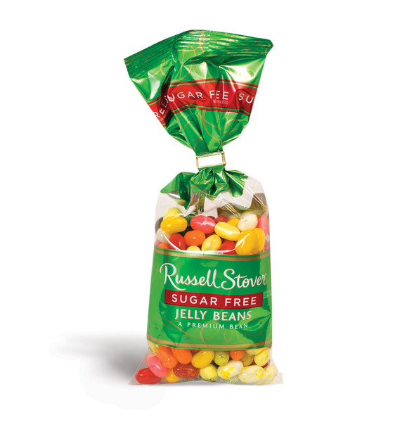 Russell Stover Sugar Free Jelly Beans bag 7 oz