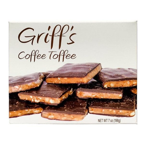 Griff's Coffee Toffee 7 oz