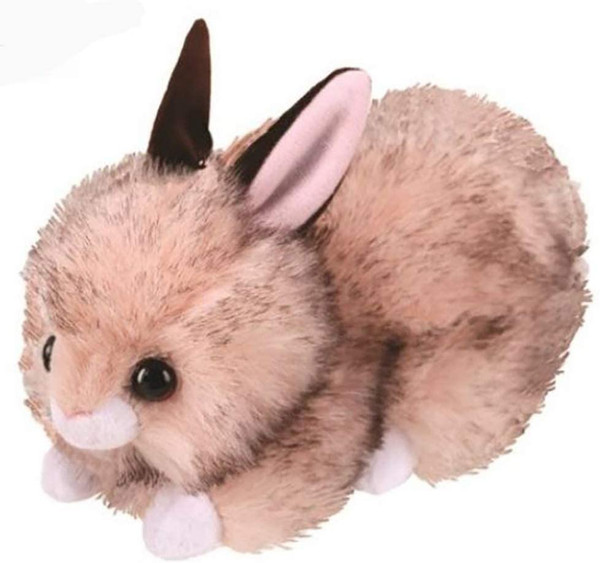 Buster Brown Bunny Beanie Babies