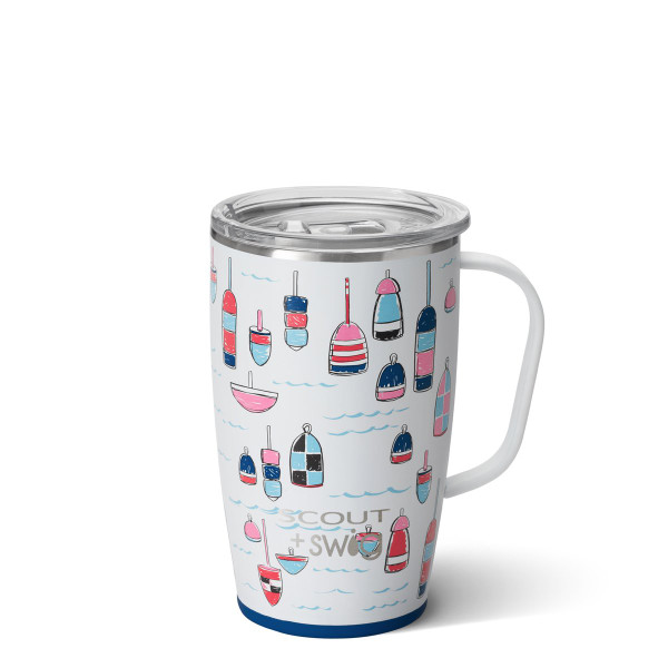 SCOUT+Swig Travel Mug 18oz
