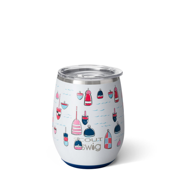 SCOUT+Swig Stemless Wine Cup 14oz