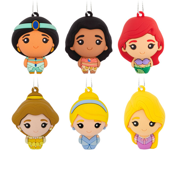 Disney Princesses Series 1 Mystery Hallmark Ornament