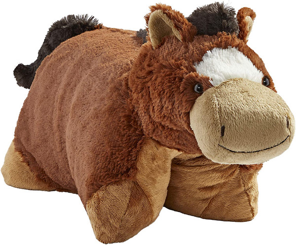 Sir Horse Pillow Pet