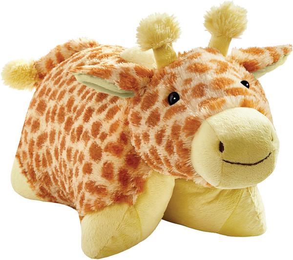 Jolly Giraffe Pillow Pet