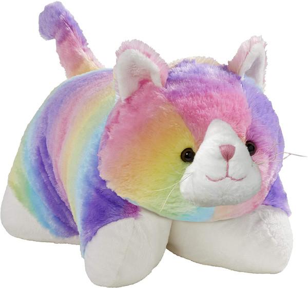 Cosmic Kitty Pillow Pet