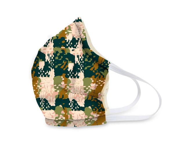 Vera Face Mask - Heirloom Tweed