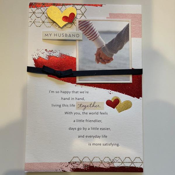 Valentines Card Bundle Preorder - Husband Hand in Hand