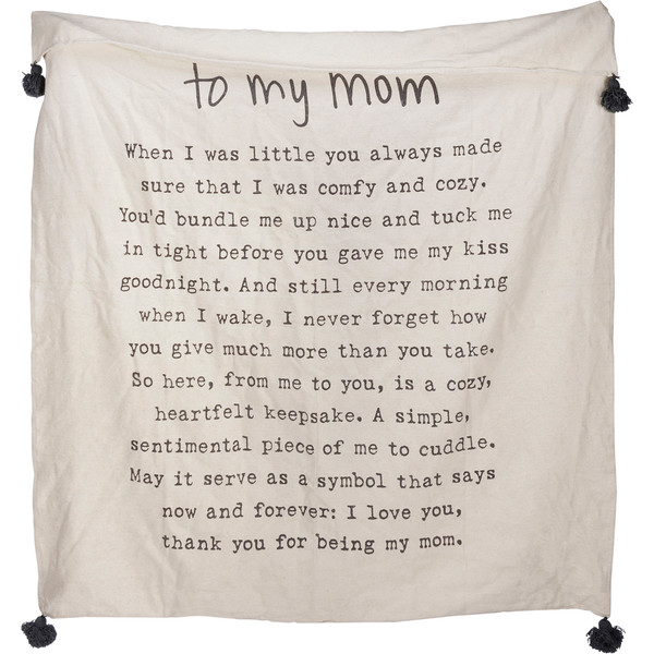 Throw - To My Mom