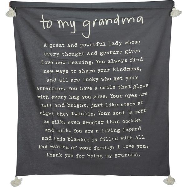 Throw - To My Grandma