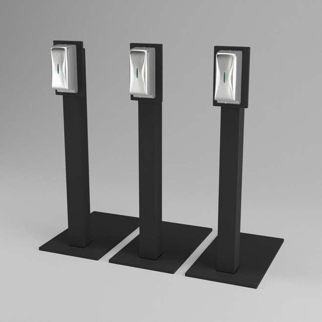 Touchless Hand Sanitizer Stand