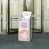 Sanitizing Wipe Station with Pump, Custom Message Header Board, Full Panel Graphics
