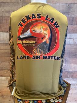 Texas LAW Full Sublimation Performance Shirt