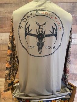 Hog Hunting Long Sleeve Performance Shirt