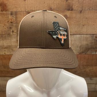 Texas Skulls Trucker Hat