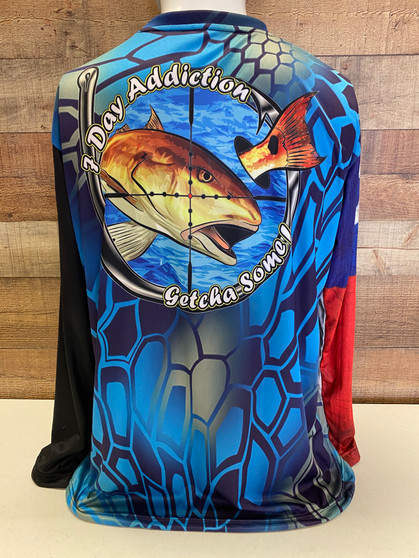 Target Acquired Full Sublimation Performance Shirt