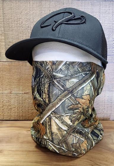 Black Out Heron Hat