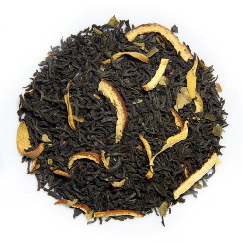 TROPICAL FUSION | Ceylon Loose Green Tea | Specialty Tea Collection | 2 oz. Jar