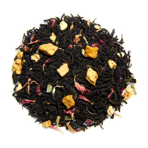 GINGER DELIGHT TEA | Pure Ceylon Black Tea with Natural Ginger | Specialty Classics Collection | 2 oz. Jar
