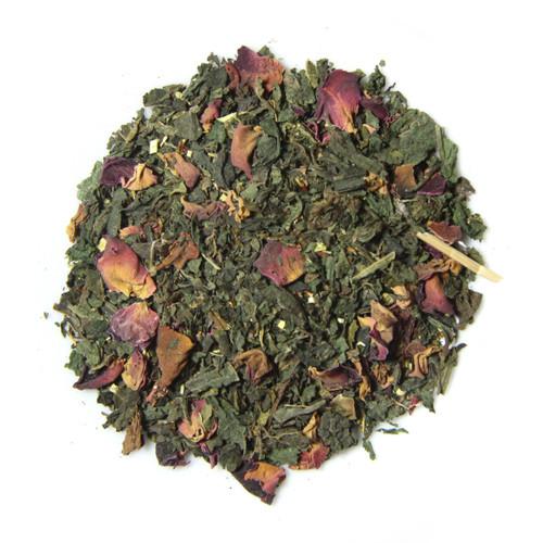 ORGANIC ENERGY TEA | Caffeine Free Herbal Infusion | Wellness Tea Collection | 1.0 oz. Jar