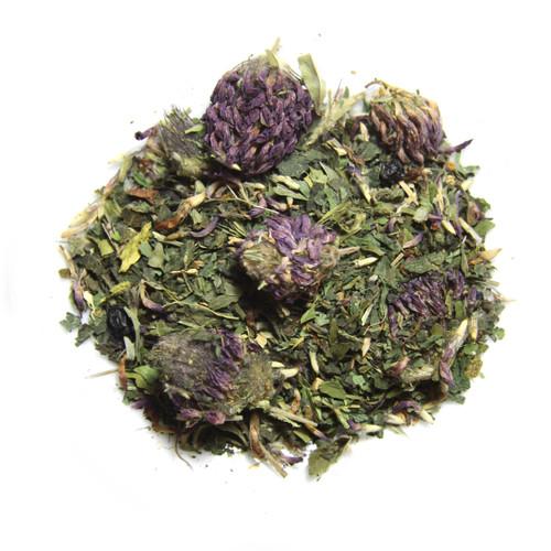 ORGANIC IMMUNITEA | Caffeine Free Herbal Infusion | Wellness Tea Collection | 1 oz. Jar