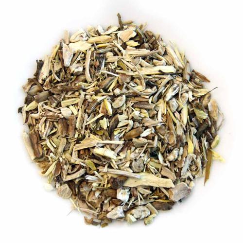 ORGANIC LIVER SUPPORT TEA | Caffeine Free Herbal Infusion | Wellness Tea Collection | 2 Oz Jar