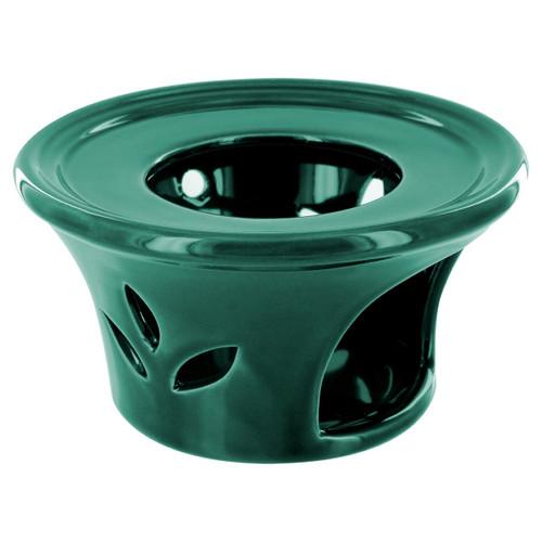 Teapot Warmer, Porcelain, Olive Green