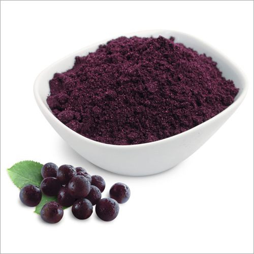 Organic Elderberry powder, 2 oz pouch