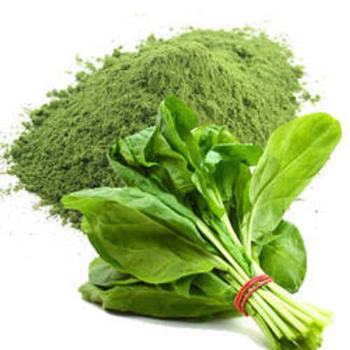 Organic Spinach powder, 2.5 oz pouch