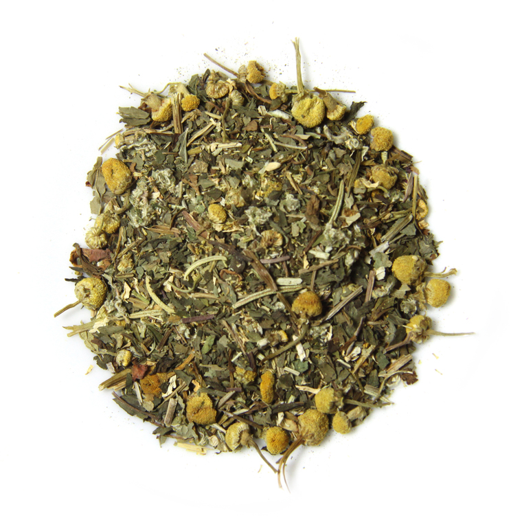 ORGANIC DREAM CATCHER TEA | Caffeine Free Herbal Infusion | Wellness Tea Collection  | 1 oz. Jar