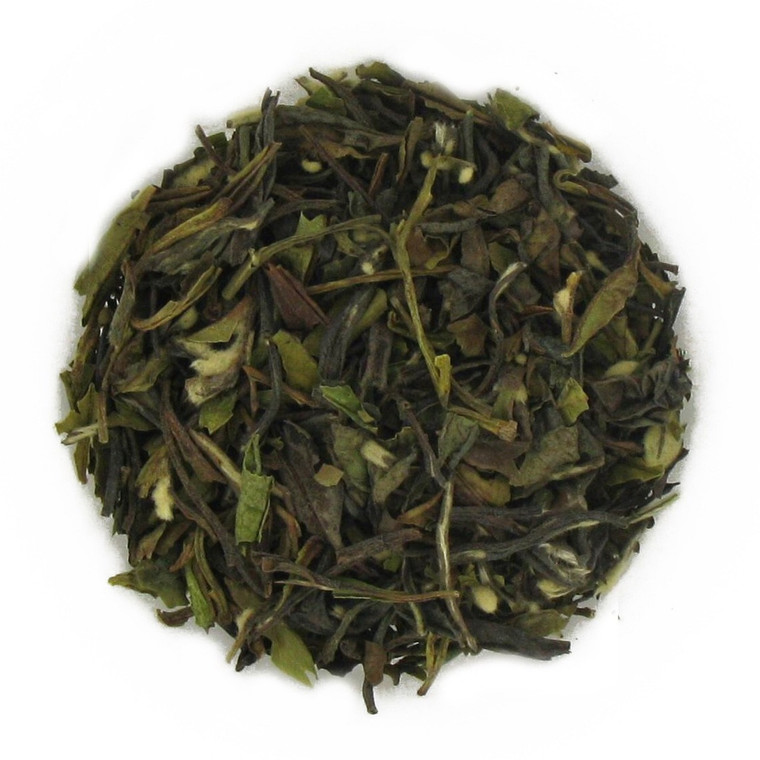 ORGANIC GREEN EARL GREY TEA | Loose Green Tea with Bergamot | 2 oz. Jar