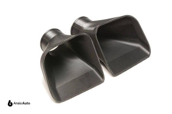 Front Brake Ducts - Honda Civic (1999-2000)