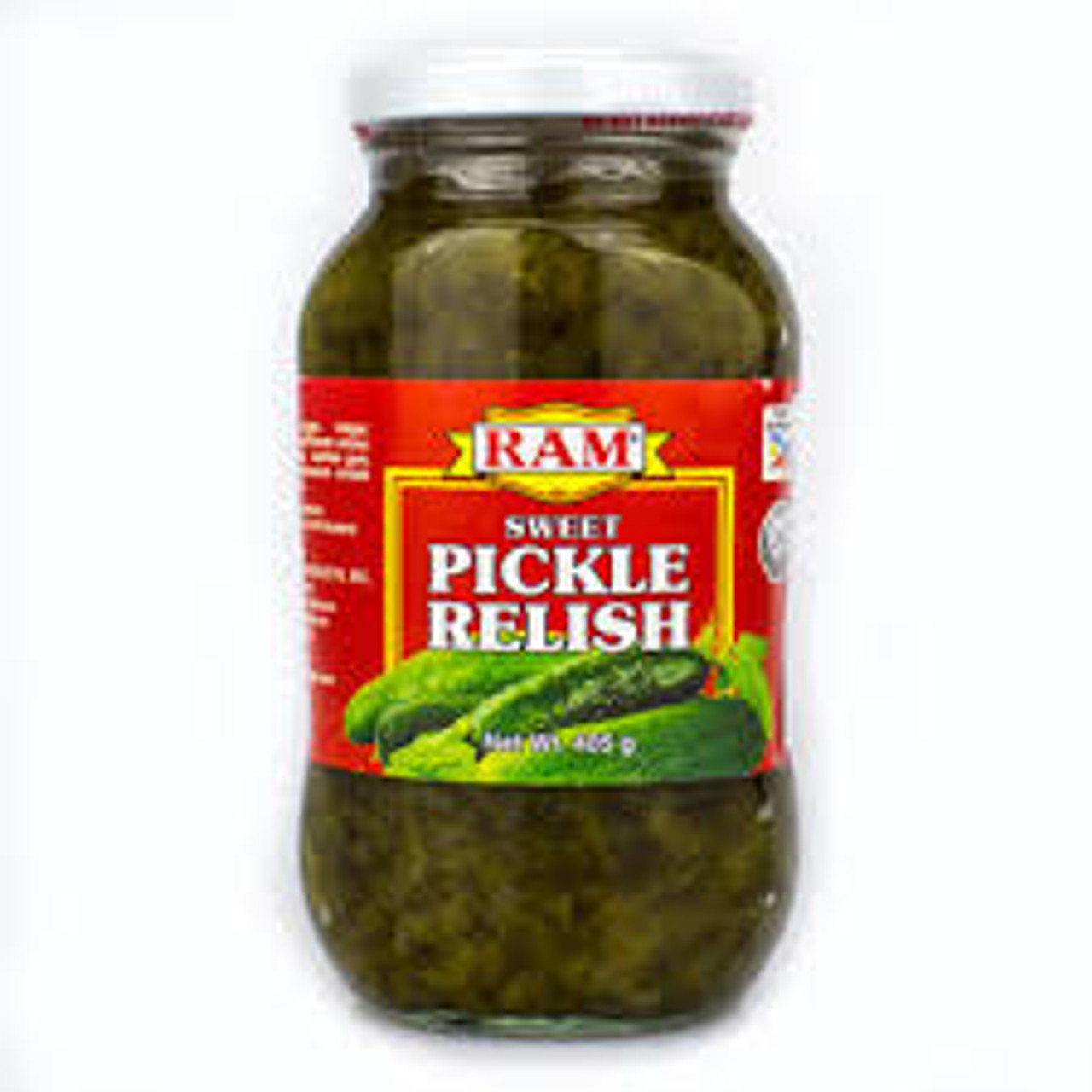 Ram Sweet Pickle Relish 400g