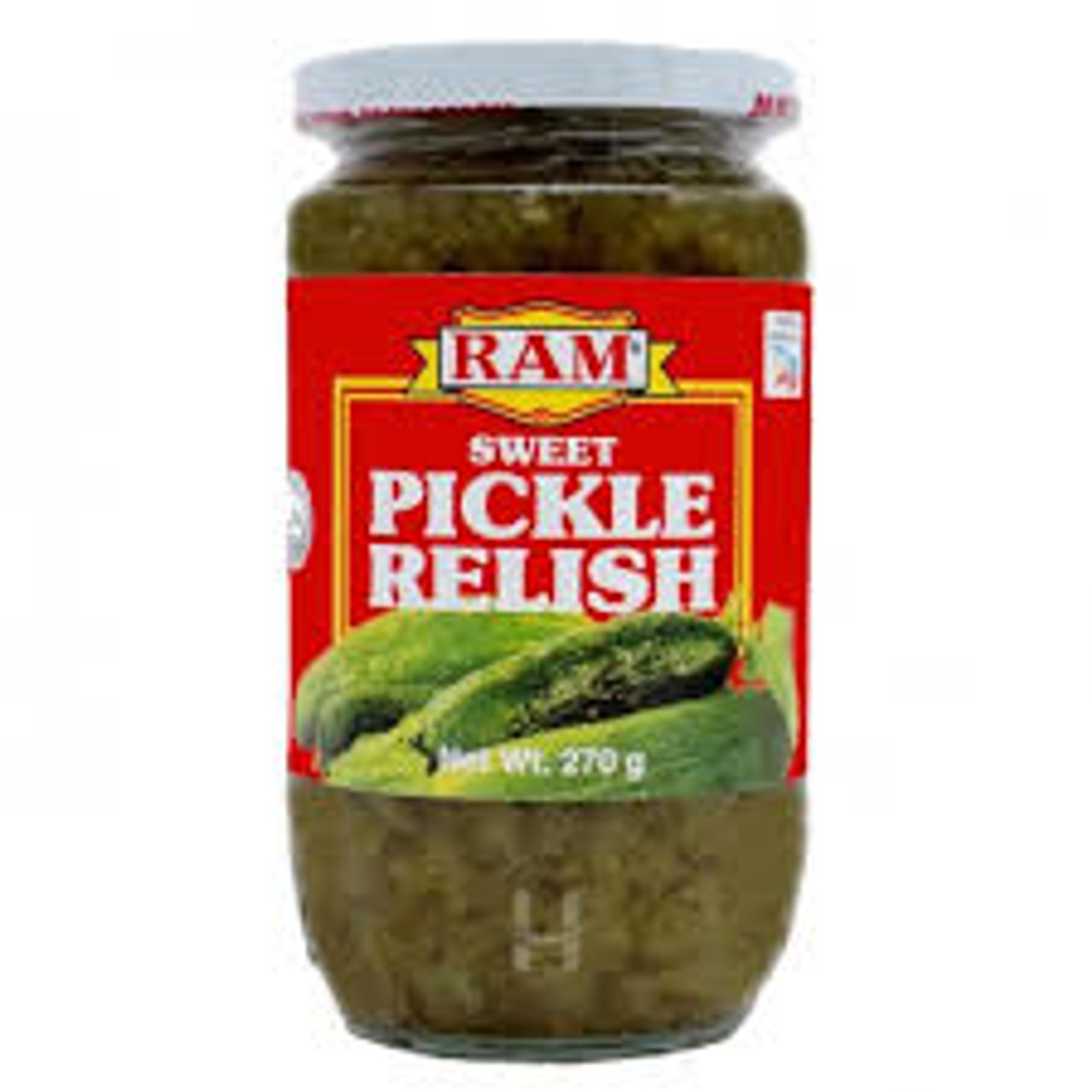 Ram Sweet Pickled Relish 270g Jd Pinoy Asian Grocery Store