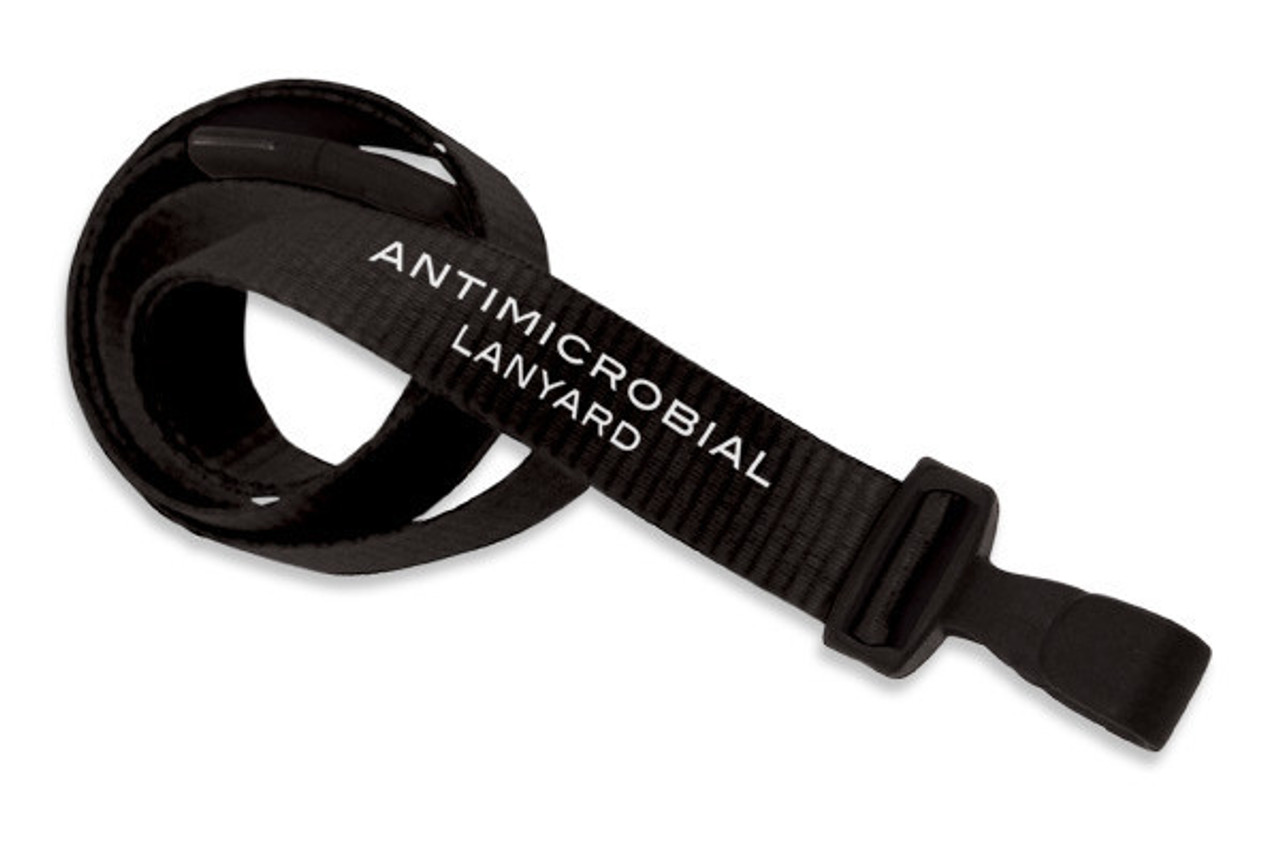 Anti-Microbial Lanyard