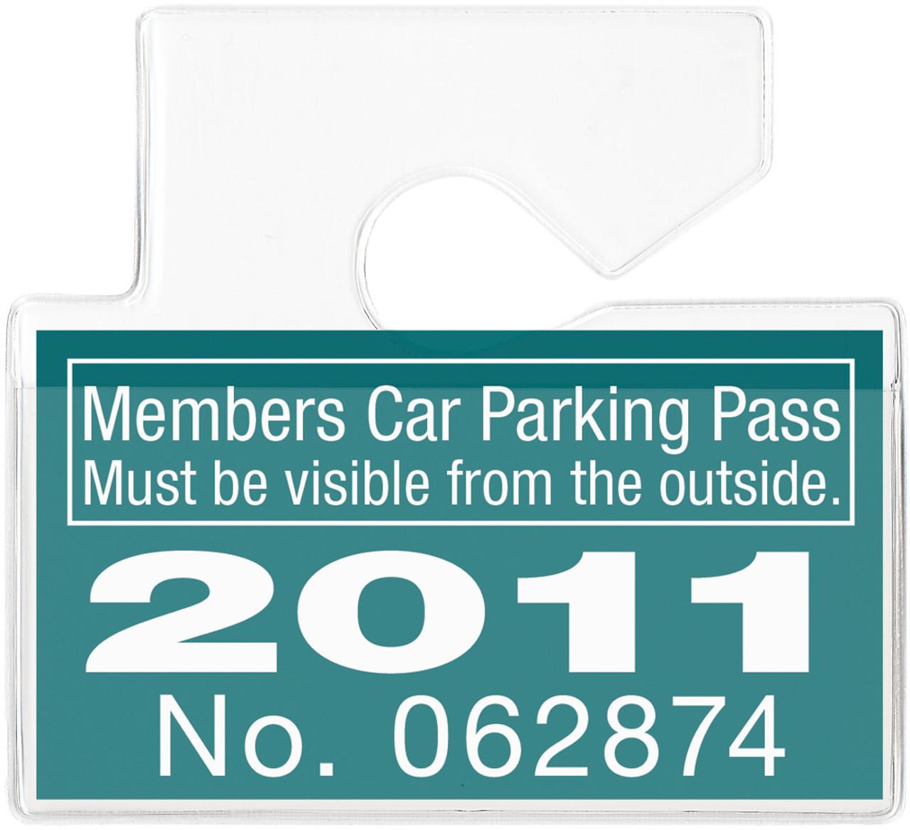 Vehicle ID Holders