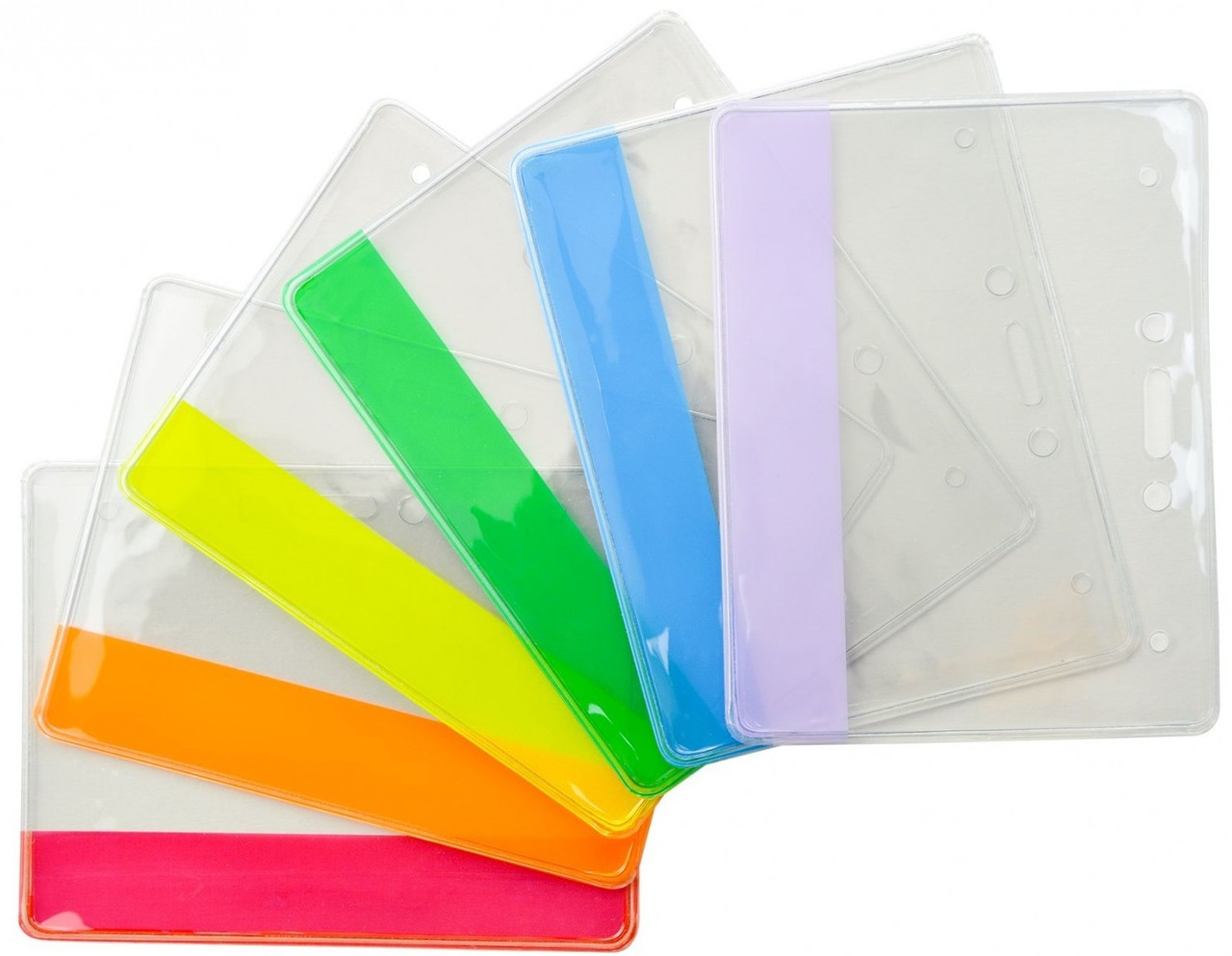 Vinyl Holder with Translucent Bar