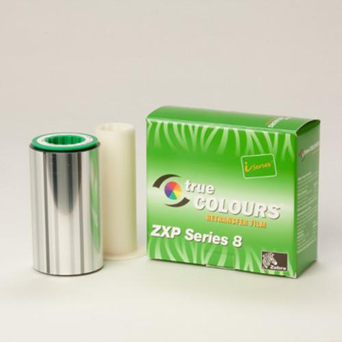 800012-601 Zebra i Series Transfer Film Clear