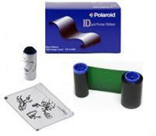 Polaroid Green Ribbon