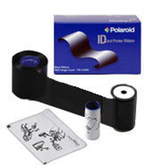 Polaroid Black Ribbon