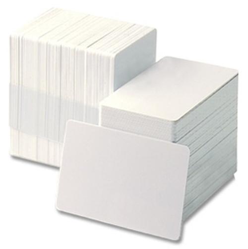 840WHGQ300 PVC White Card - 40 mil (300/pkg)