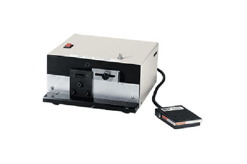 Standard Electronic Slot Punch with Adjustable Guides
