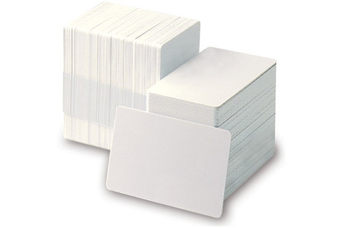60/40 PVC/Polyester Composite PVC Cards, CR-80 30 Mil (750 Mic), Video Grade