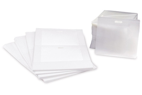Badge Buddy Refill Kit with Slot Inserts and Laminating Pouches