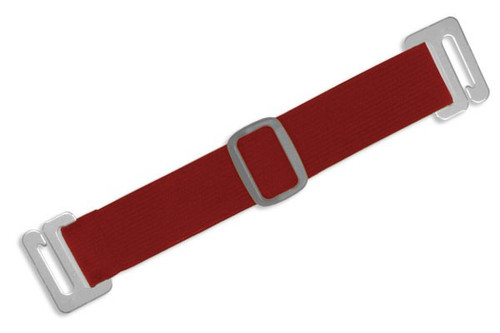 1840-7206 Red Adjustable Elastic Arm Band Strap (100/pk)