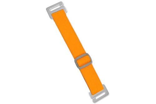 2145-2013 Neon Orange Adjustable Elastic Arm Band Strap (100/pk)