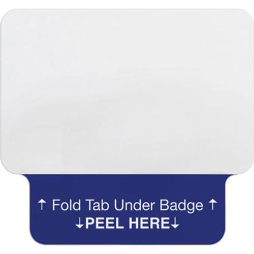 T2050 Adhesive Tab-Expiring Badge