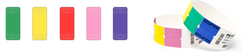 8630-xx-PDJ-I Ident-Alert Color-Coded Wraps with Customized Text