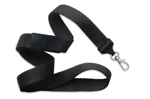 "5/8"" (16 mm) Breakaway Lanyard with Trigger Snap Swivel Hook"