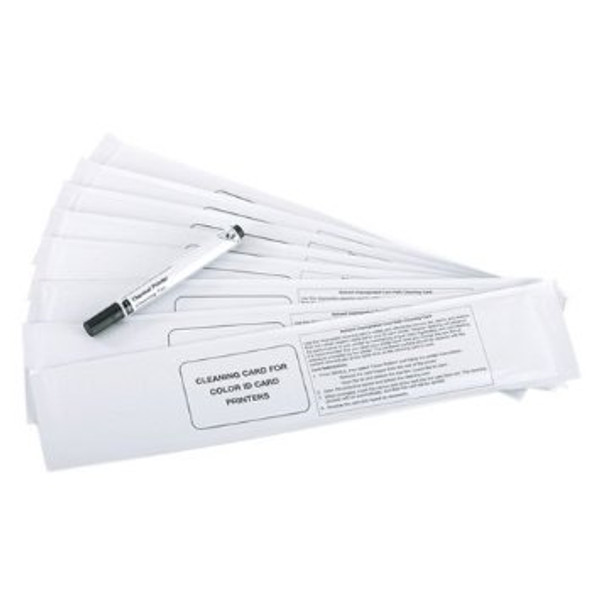 9-3633-0053 Cleaning Card Kit for Polaroid and Magicard Printers