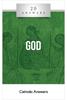 20 Answers: God (Digital)